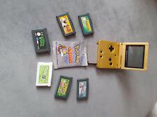 Nintendo Game Boy Advance sp zelda edition Handheld-Spielkonsole ,pokemon