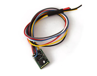 MRC HO Decoder with JST Connector//Adapter