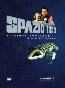 SPAZIO 1999 - STAGIONE 01 PARTE 1  4 DVD  COFANETTO