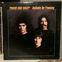 "THREE DOG NIGHT - Suitable For Framing (DS 50058) - 12"" Vinyl Record LP - EX"