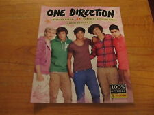 One Direction Sticker Album NEW UNUSED