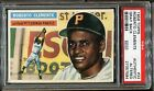 1956 Topps #33 Roberto Clemente Gray Back PSA Authentic
