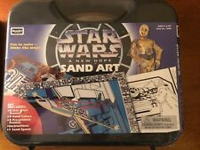 1995 Star Wars Rose Art Sand Art