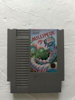 Millipede - Nintendo NES - Authentic, Cleaned, and Tested - Free Shipping -