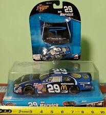 2 ACTION WINNERS CIRCLE 2004 NASCAR KEVIN HARVICK #29 POWERARE MCDONALD'S GM1:24