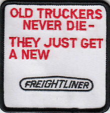 FREIGHTLINER EMBROIDERED PATCH