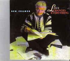 Ben Cramer-Love Changes Everything cd single