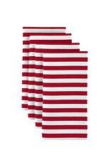 American Red Stripes Napkins 1 Dozen