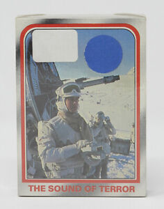#1) 1980 Topps Star Wars Empire Strikes Back SEALED UNOPENED Cello Pack 50 Cards