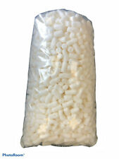Biodegradable Packing Peanuts 15 Cu Ft Compostable White Noodle Shaped