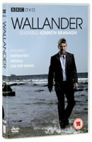 Wallander Série un 1 Kenneth Brannagh BBC GB 2008 2 Disque Coffret DVD Neuf