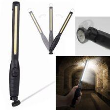 40-LED COB Rechargeable Work Light Mechanic Work Shop Inspection Lamp Hand Torch