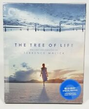 The Tree of Life 2011 (Criterion Collection 2018 2-Disc Blu-ray Special Edition)