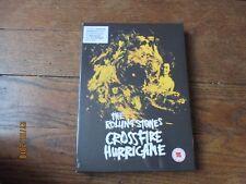 DVD MUSIQUE rolling stones crossfire hurricane  NEUF SOUS FILM