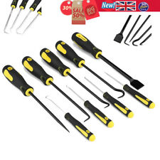 Scraper Hook And Pick Removal Tools For Gaskets O Rings Seal Bushes Springs 9pcs