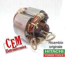 Statore  per trapano Hitachi DH 24PB3 PC3 cod. 340635 E ricambio originale 220V