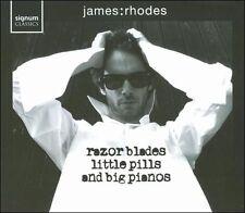 NEW Razor Blades Little Pills & Big Pianos (Audio CD)