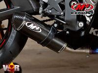 M4 Street Slayer Carbon Fiber 2011 2012 2013 2014 2015 Kawasaki ZX10R Exhaust