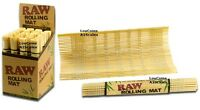 New RAW All Natural Bamboo Cigarette Rolling Mat Roller (machine alternative)