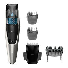 Philips Norelco Beard Vacuum Trimmer Cordless Clipper Groomer Electric Shaver