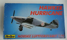Heller 1/72 Hawker Hurricane Norske Luftforsvaret 80245