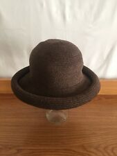 Womens Donewell Hats Australia Brown Bowler Hat