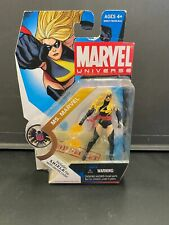 "Marvel Universe MS. MARVEL WARBIRD 3.75"" Series 1 Action Figure 22 Hasbro - NIB"