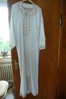 Djellaba Kleid Dame Gr. 40  Handarbeit<Marokko