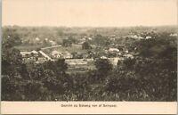 Sabang Indonesia 'Gezicht op Sabang van at Seinpost' Unused Vintage Postcard E20