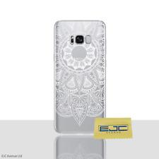 Mandala custodia/coperchio SAMSUNG Galaxy S8 G950 Proteggi Schermo// gel BIANCA Floreale