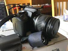 Canon EOS 400D 10.1MP Digital SLR Camera C/W 18-55mm lens