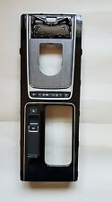 Genuine Jaguar XF X260 Centre Console Top Finisher Complete with Switches LHD