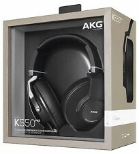 BRAND NEW AKG K550 MKII Closed-Back Reference Class Headphone