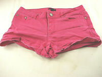 Gap Cutoff Jean Shorts Hadley Stretch Fuschia size 4 [ 30in Waist 3in inseam ]
