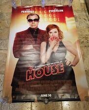 """""""THE HOUSE"""" Bus Shelter Poster 4'x6'.."""