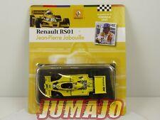 FOR1 voiture SOL90 1/43 F1 Formule 1 : Renault RS01 1977 Jean-Pierre Jabouille
