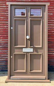 Front Door! Hardwood Timber! Traditional Victorian! Glazed! Quality! Bespoke!