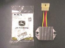 Kawasaki Voltage Regulator & Plug John Deere AM126304 AM108848  240,265,425,445