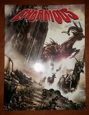 "**Enormous #1** TREASURY EDITION! 1st ""FULL"" APPEARANCE! VERY RARE & RED HOT! NM"