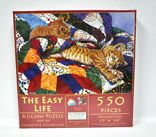 The Easy Life Jigsaw Puzzle 500 Piece