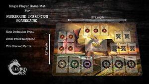Runebound 3rd Custom Made Game Mat