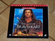 PAL Laserdisc: Braveheart