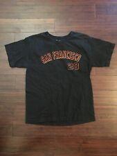 SF Giants Buster Posey Boys Shirt Jersey Sz L