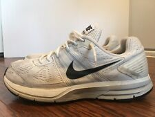 NIKE AIR PEGASUS + 29, 525147-100, White/Black, Men's Running Shoes, Size 11.5