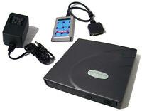 PCMCIA Sigma Data CDRW-DVD External Drive Kit 41P4743