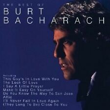 "BURT BACHARACH ""THE BEST OF BURT BACHARACH"" CD NEU"