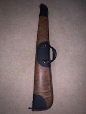 Genuine Top Leather Rifle/Shotgun Case.