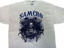 Sons Of Anarchy Samcro Hungry Reaper Soa Biker Shirt M
