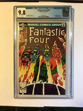 Fantastic Four #232 CGC 9.8 NM 1ST APP