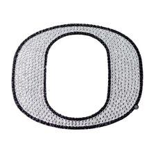 Oregon Ducks NCAA Licensed Sparkle Bling Emblem Decal